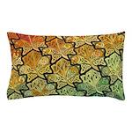 Celtic Leaf Tesselation Pillow Case