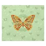 Celtic Butterfly King Duvet