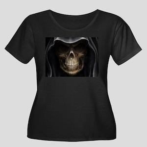 grimreaper Plus Size T-Shirt