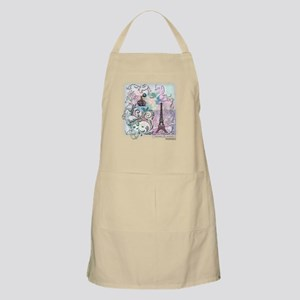 Love Paris Apron