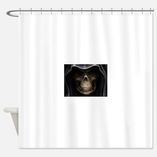 grimreaper Shower Curtain