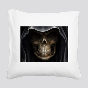 grimreaper Square Canvas Pillow