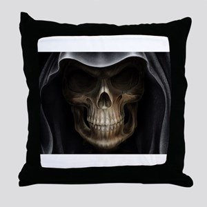 grimreaper Throw Pillow