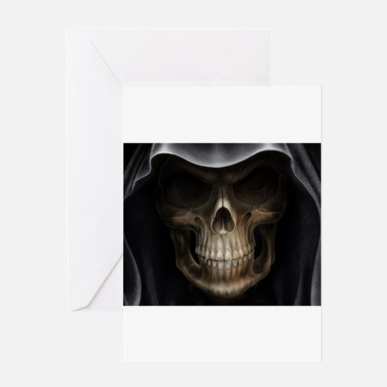 grimreaper Greeting Cards