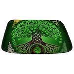 Circle Celtic Tree of Life Bathmat