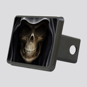 grimreaper Rectangular Hitch Cover