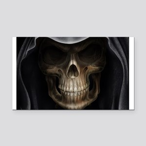 grimreaper Rectangle Car Magnet