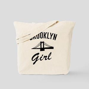 Brooklyn girl Tote Bag