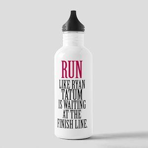 Run like Channing Tatu Stainless Water Bottle 1.0L