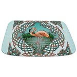 Celtic Flamingo Bathmat