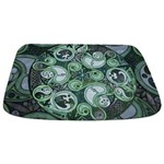 Celtic Stormy Sea Mandala Bathmat