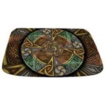 Celtic Aperture Mandala Bathmat