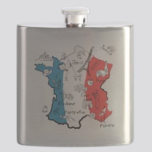 everything France Flask