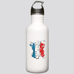 everything France Water Bottle