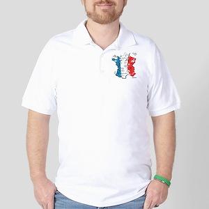 everything France Golf Shirt