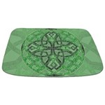 Celtic Clover Mandala Bathmat