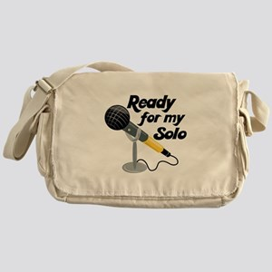 My Solo Messenger Bag