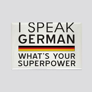 I speak German what's your superpower Magnets