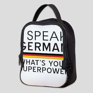 I speak German what's your superpower Neoprene Lun