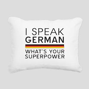 I speak German what's your superpower Rectangular