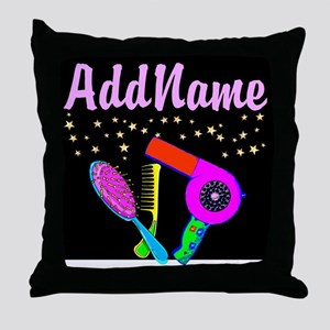 AMAZING STYLIST Throw Pillow