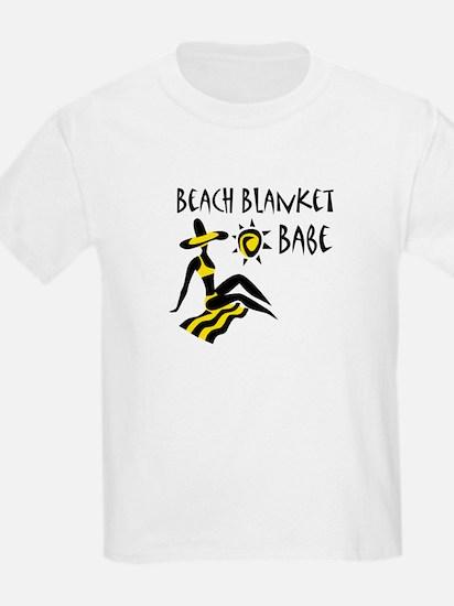 Beach Blanket Babe T-Shirt