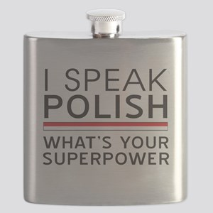 I speak Polish what's your superpower Flask