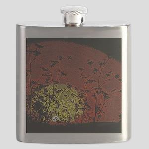 Bloody Sunrise Flask