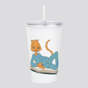 Were You Reading This Acrylic Double-wall Tumbler