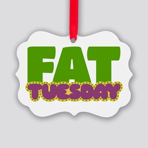 Fat Tuesday Ornament