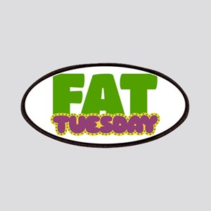 Fat Tuesday Patches