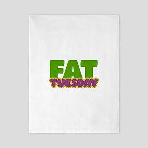 Fat Tuesday Twin Duvet
