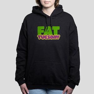 Fat Tuesday Women's Hooded Sweatshirt