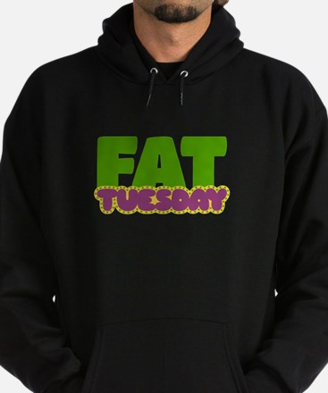 Fat Tuesday Hoodie