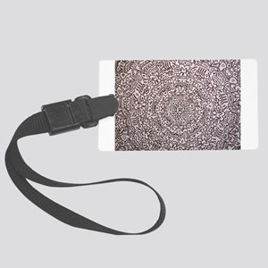 Deep Space Large Luggage Tag