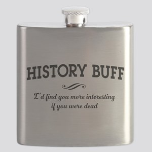 History buff interesting Flask