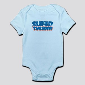 Super Tuesday Body Suit