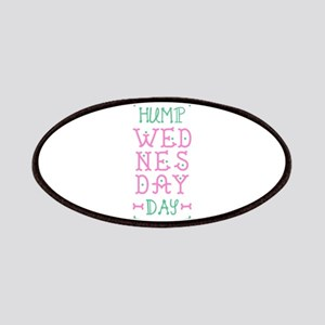 Hump Wednesday Patches