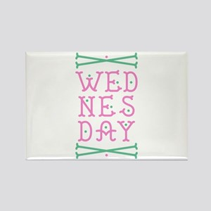 Wednesday Magnets
