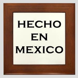 Aguila Hecho En Mexico Wall Art Cafepress