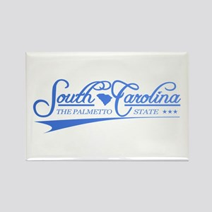 South Carolina State of Mine Magnets