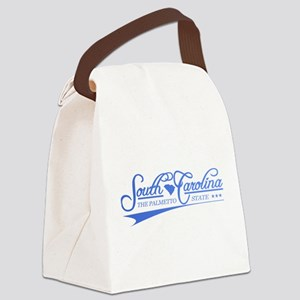 South Carolina State of Mine Canvas Lunch Bag