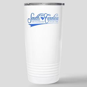 South Carolina State of Mine Travel Mug