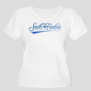 South Carolina State of Mine Plus Size T-Shirt