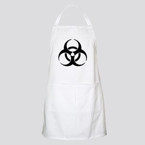 Biohazard Symbol Apron