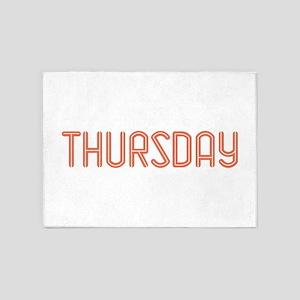 Thursday 5'x7'Area Rug