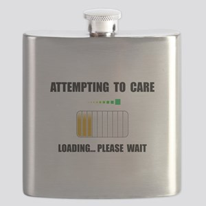Attempting To Care Flask