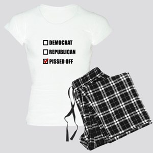 Pissed Off Voter Pajamas