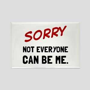 Sorry Be Me Magnets