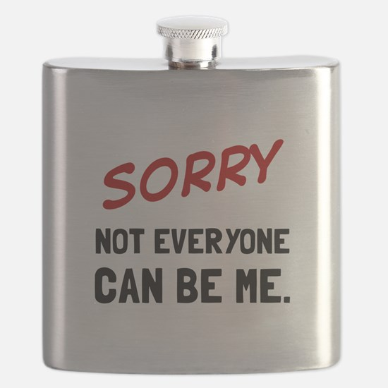 Sorry Be Me Flask